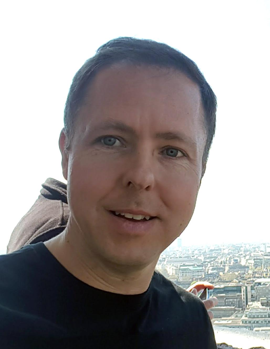 Per-Olof Persson, UC Berkeley Mathematics